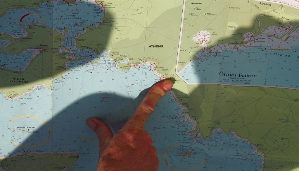 Vaarbewijs Navigatie